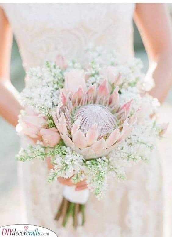 Trendy Flowers - Gorgeous Protea Bouquets