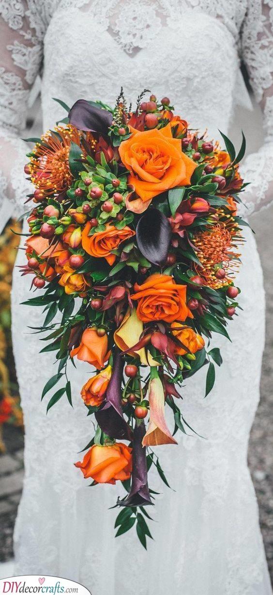Autumn Wedding Vibes - Colours of the Season