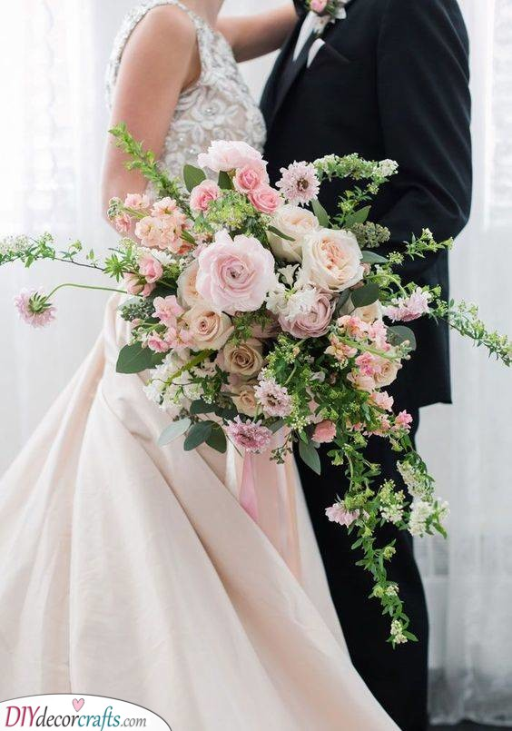 Branching Out Bouquet - Bridal Bouquet Ideas
