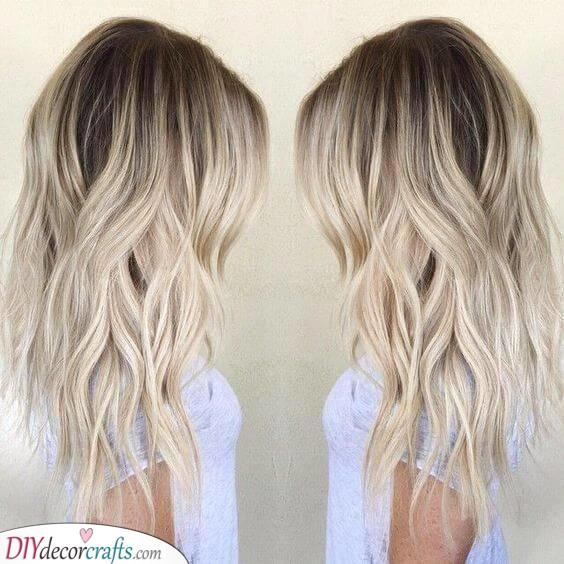 Beautiful Balayage - Ideas for Long Haircuts for Women