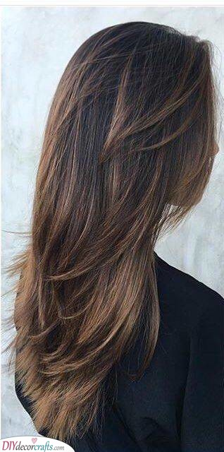 Fabulous Layers - Windswept and Romantic