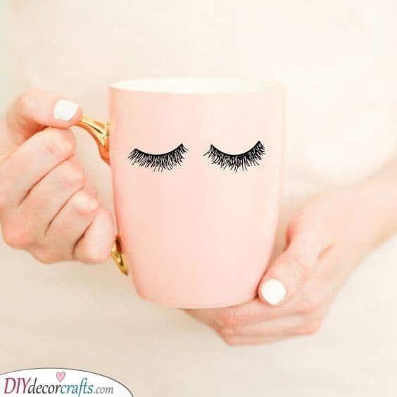 An Adorable Mug - Cute Present Ideas