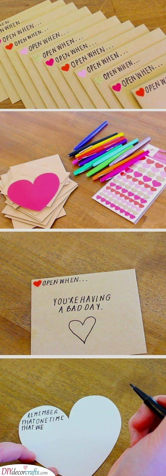 Messages for Bad Times - Personal Present Ideas