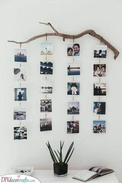 A Modern Frame - Photo Presents