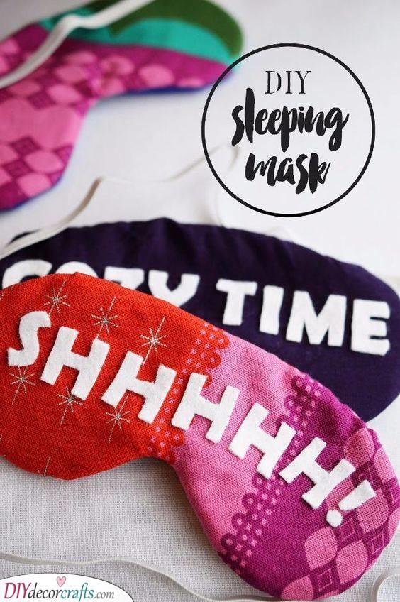 Sleeping Masks - For Getting Great Sleep