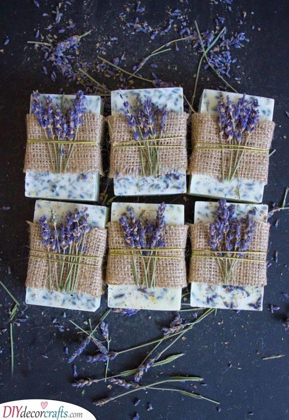 Lavender Soap - A Bit of Provence