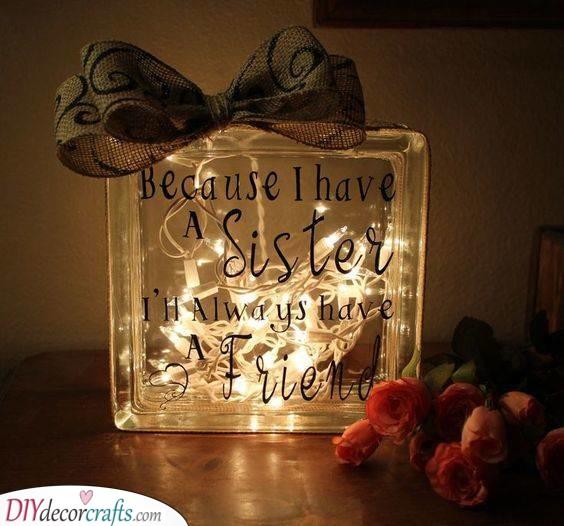 Fairy Lights - Cute Present Ideas for Sister