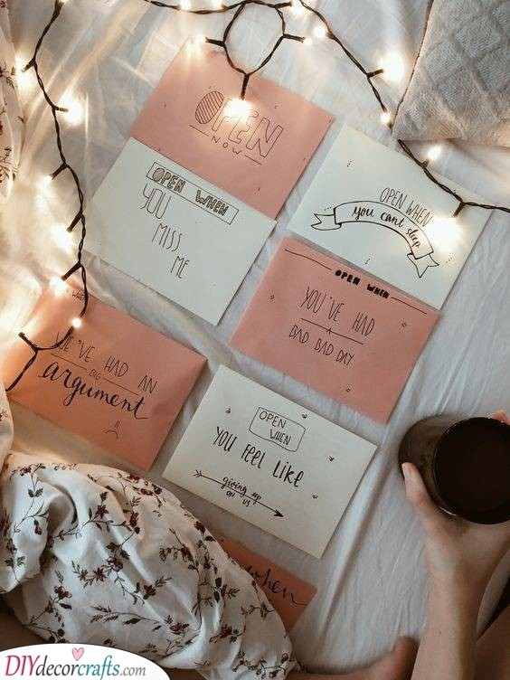 Lovely Letters - For Different Occasions