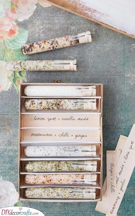 A Spice Set - Unique Present Ideas