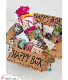 A Happy Box - An Array of Gifts