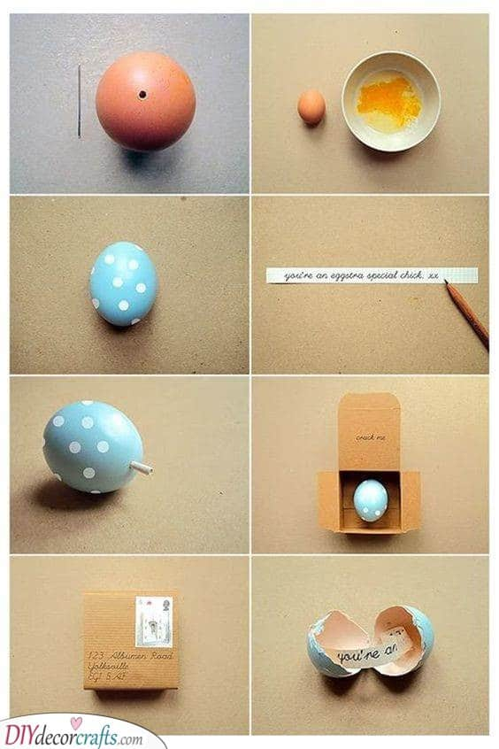 An Eggcelent Idea - A Unique and Interesting Gift