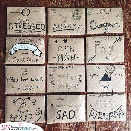 Messages for Bad Times - Personal and Intimate