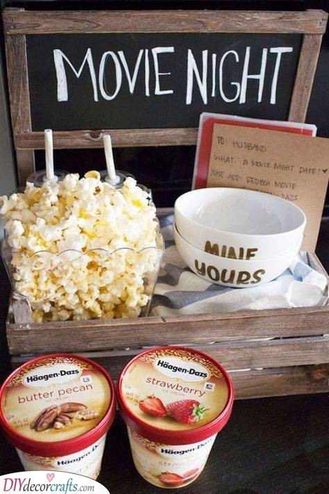 Snacks for Movie Night - For Any Occasion