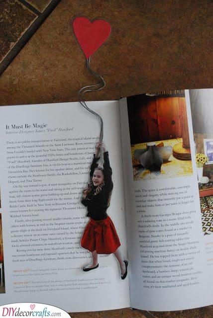 A Beautiful Bookmark - For Bookworm Mothers
