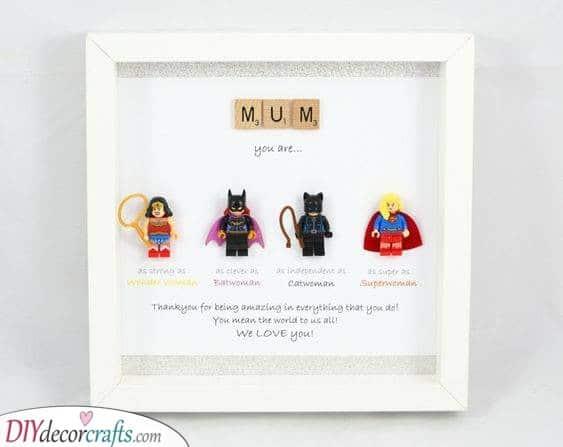 Superhero Mom - Awesome Present Idea