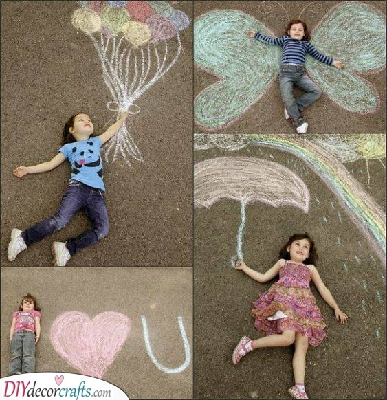 Message in a Picture - Fantastic Ideas for Mother's Day