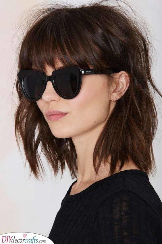 Retro Glamour - Hairstyles for Medium Hair