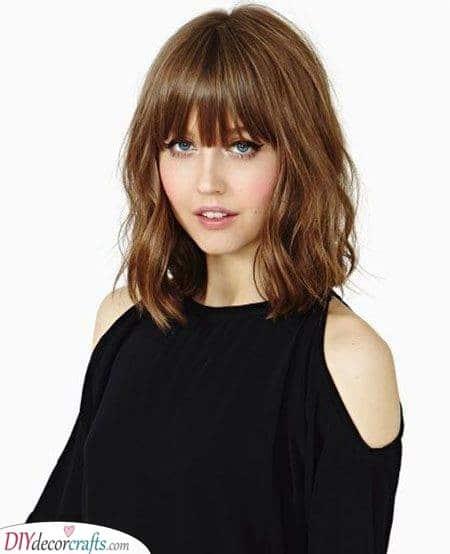 Medium Length Hairstyles For Women 30 Shoulder Length Hairstyles