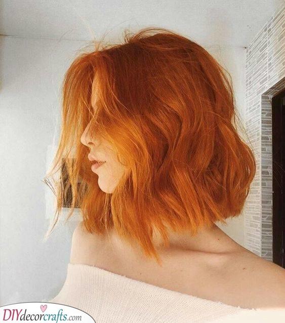 Ginger Hair - A New Colour