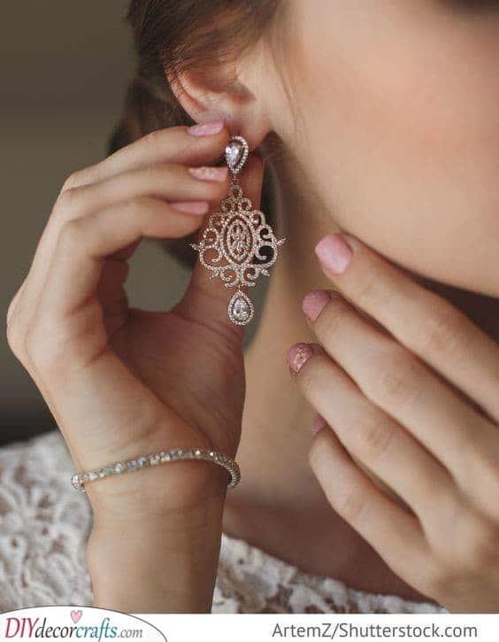 Stylish Earrings - Wedding Bridal Jewellery