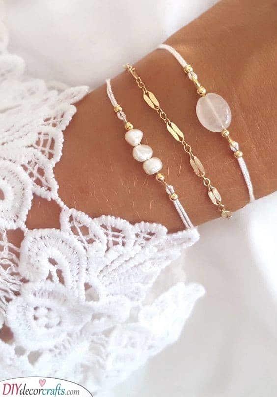 Brilliant Bracelets - A Natural Vibe