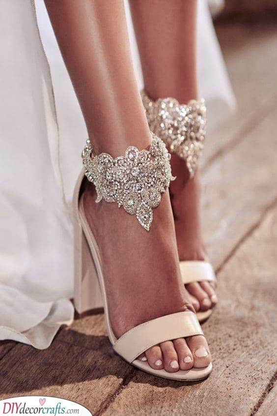 Stylish Heels - Don't Forget About the Footwear