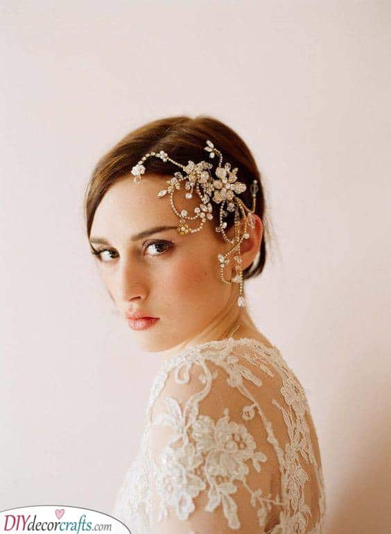 Beautiful Hair Vines and Florals - Bridal Headpieces