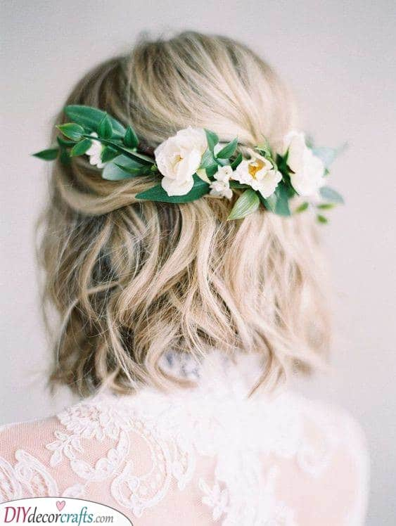 The Perfect Wreath - Bridal Accessories