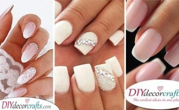 30 GORGEOUS WEDDING NAILS FOR BRIDE - A Guide to Wedding Nail Ideas