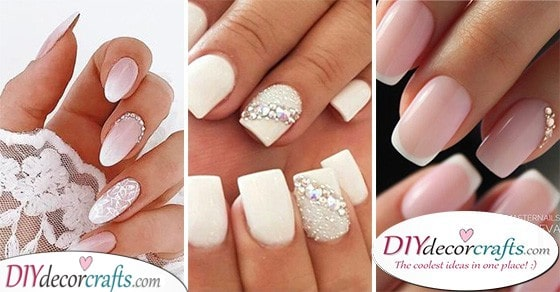 Wedding Nails For Bride 30 Gorgeous Wedding Nail Ideas