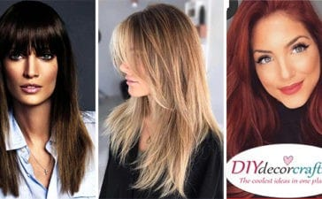 30 EASY HAIRSTYLES FOR LONG HAIR - Long Hairstyles for Women