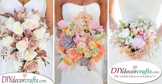 30 BRIDAL FLOWER BOUQUETS - Beautiful DIY Bridal Bouquets