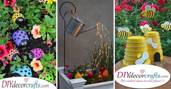Garden Decoration Ideas For Summer 30 Awesome Garden Decor