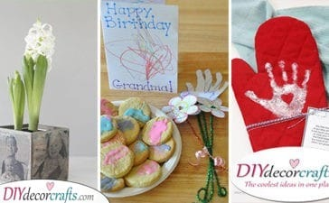 25 AWESOME BIRTHDAY PRESENTS FOR GRANDMA - Great Gift Ideas for Her