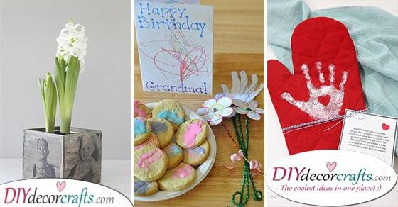 25 AWESOME BIRTHDAY PRESENTS FOR GRANDMA