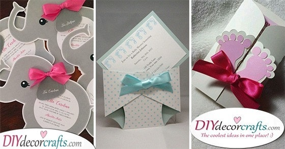 Custom Baby Shower Invitations 25 Invitation Ideas