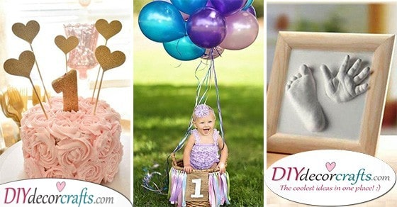 20 1ST BIRTHDAY GIFT IDEAS FOR GIRLS - An Array of First Birthday Presents for Girls