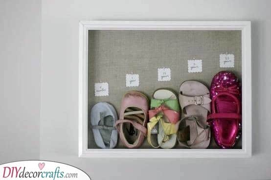 A Timeline of Shoes - Taking Baby Steps