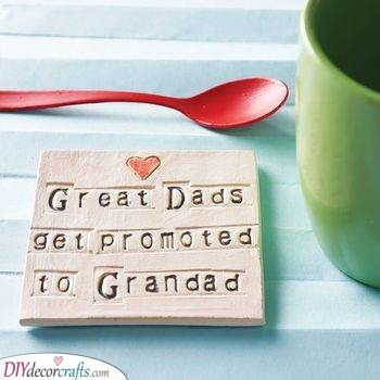 Just Got Promoted - From Dad to Grandad