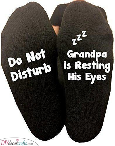 Funny Socks for Grandad - Best Gifts for Grandpa