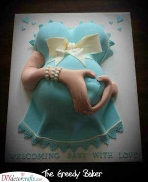 Welcoming the Baby - With Lots of Love