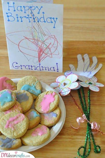 A Bit of Homemade Care - Best Gifts for Grandma