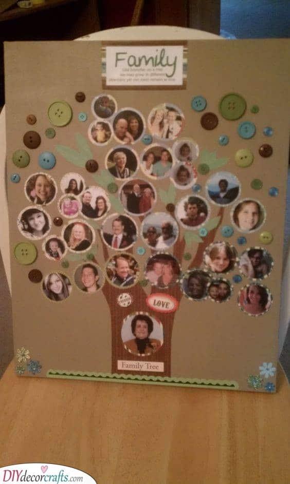 A Family Tree - Sending Her Love