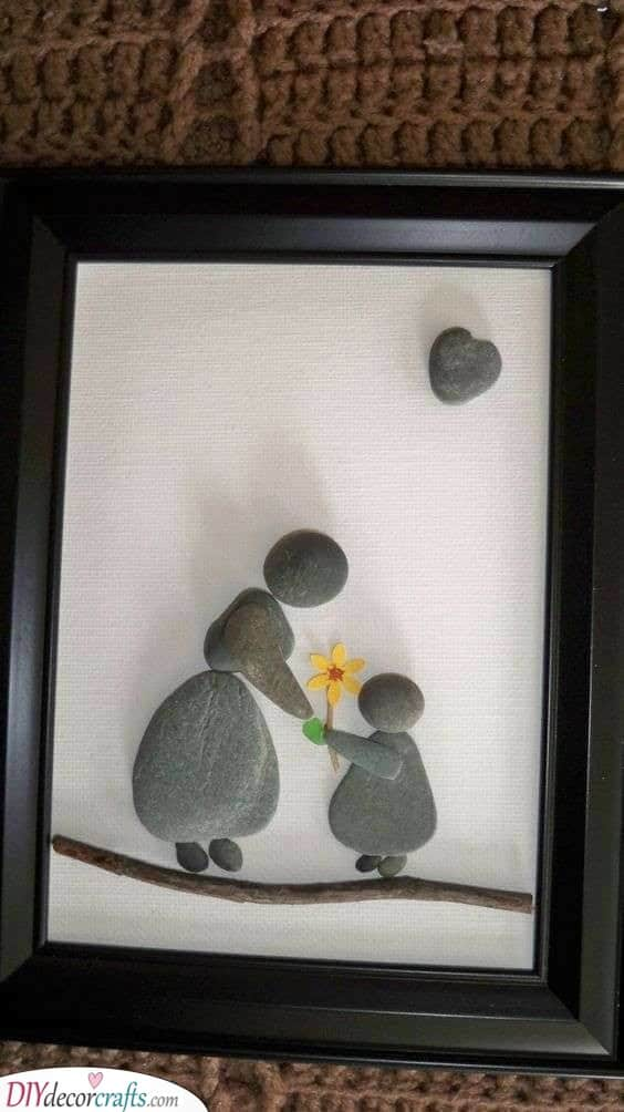 A Picture of Pebbles - Unique Gifts for Mom Ideas