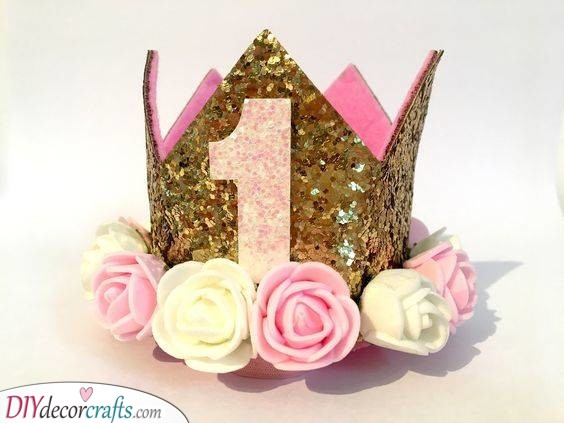 A Birthday Crown - For the Birthday Baby