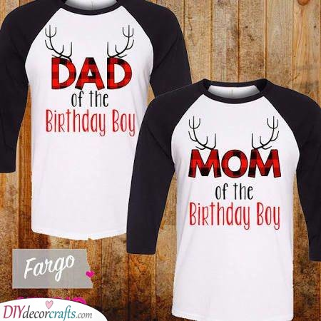 Gifts for the Parents - First Birthday Gift Ideas