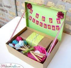 A Birthday Box - 18th Birthday Presents for Boys and Girls