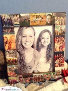 Frame of Memories - 18th Birthday Presents