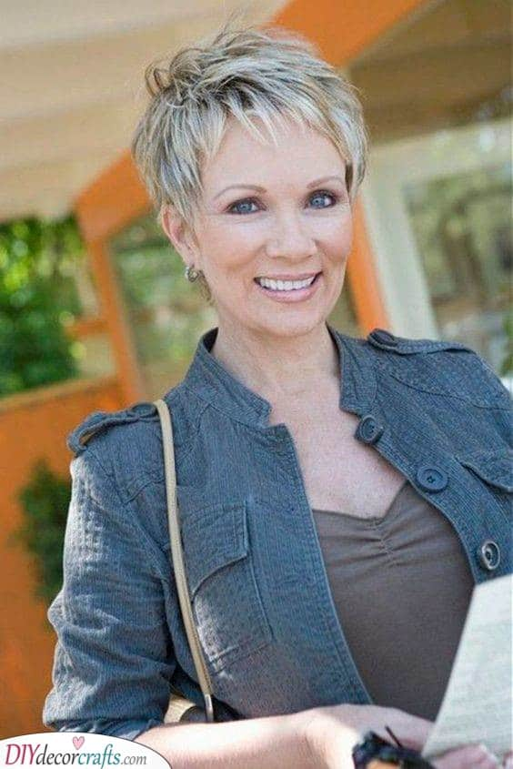 A Pixie Cut - Give Yourself a Lively Appearance