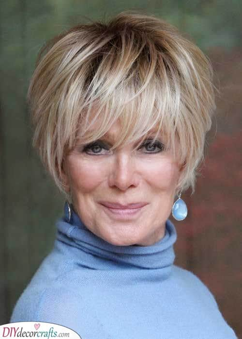 Short Hairstyles For Women Over 50 25 Short Haircuts For Older Women